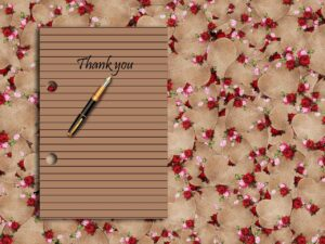 Funny things write in your gratitude journal