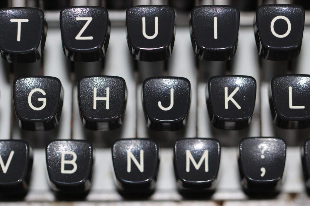 chess typewriter
